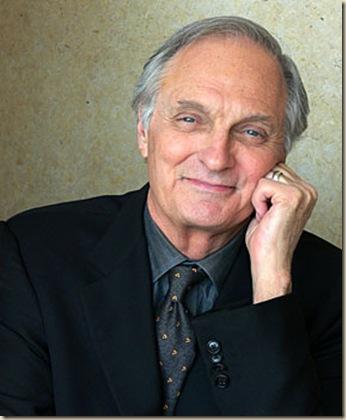 Alan Alda ateismo