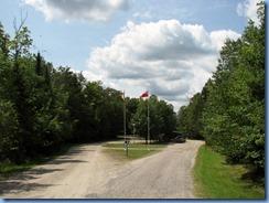 7114 Restoule Provincial Park entrance