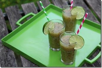 Receta de limonada con kiwi6