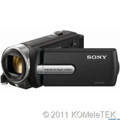 SONY DCR-SX20E