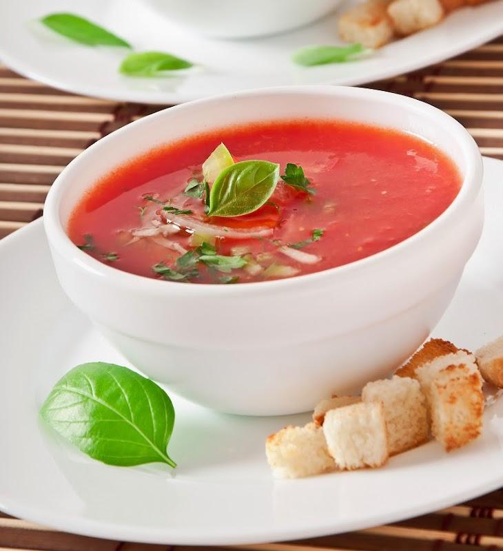 Суп гаспачо лучший рецепт с фото