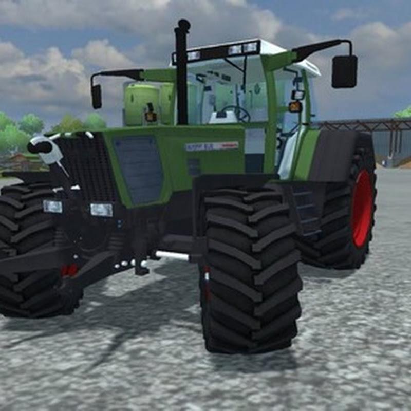 Farming simulator 2013 - Fendt Favorit 818 Turbomatik V 0.9 Beta