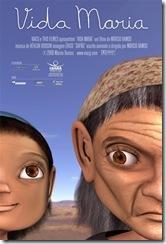 Vida Maria - cartaz do filme