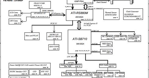 Acer Aspire Motherboard Diagram, Acer, Free Engine Image