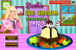 Barbie–Ice Cream Decorating