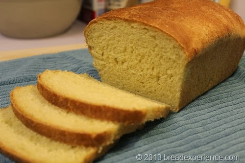 Sliced Semolina Sandwich Loaf
