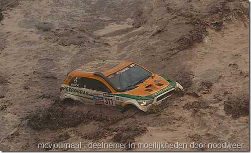 Dakar Rally Renault Duster 31