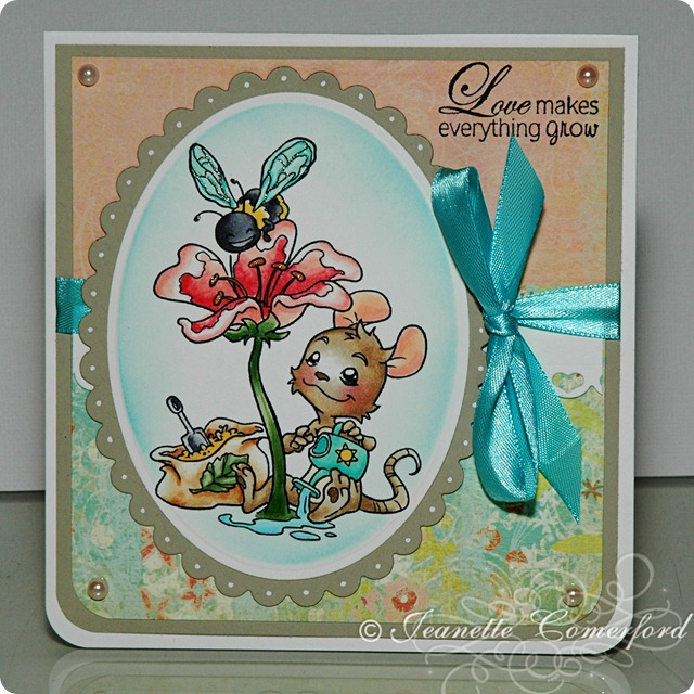 woj henry flower bee
