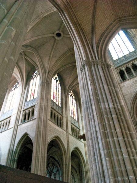 2011 07 29 Voyage France La cathédrale de St Étienne à Limoges