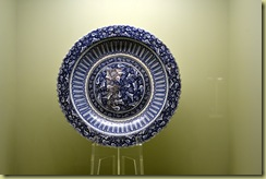 Istanbul TIle Museum Plate-2