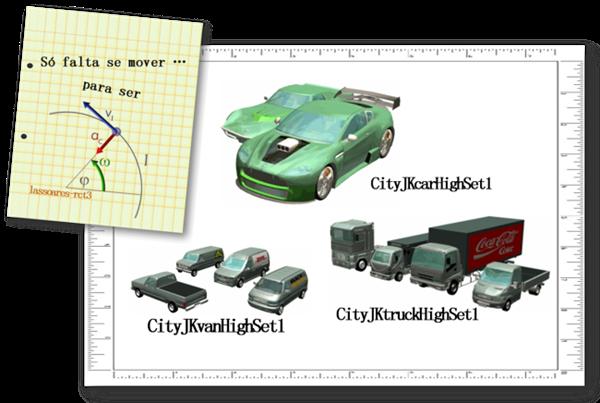 Só falta se mover … (lassoares-rct3) CSO Cars II
