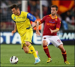 AS Roma vs Chievo Verona