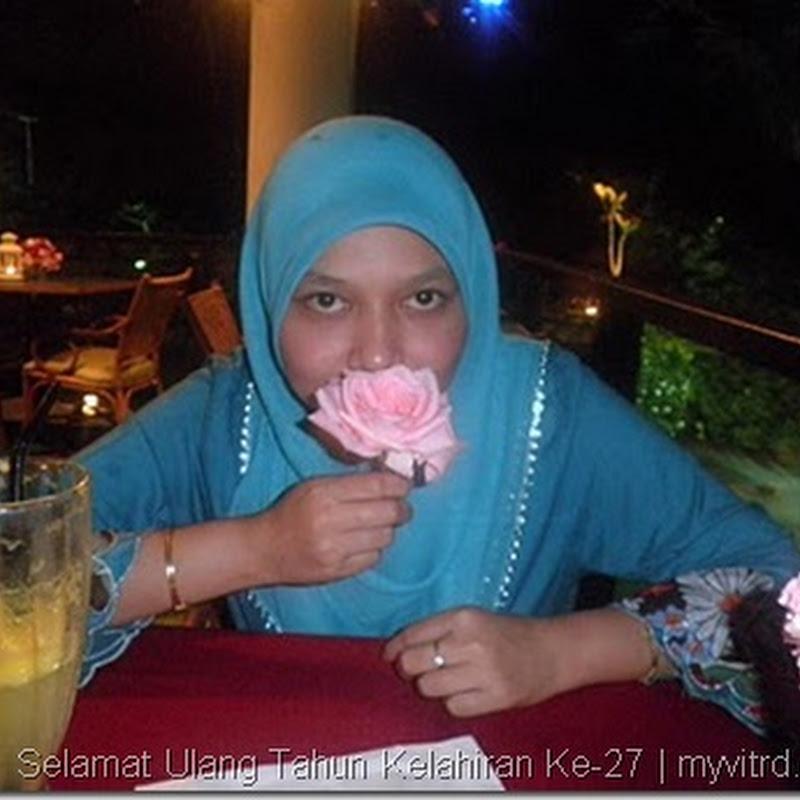 Selamat Ulang Tahun Sayang 20-12-2011