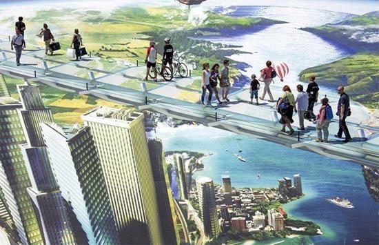 Maior mural em 3D 01