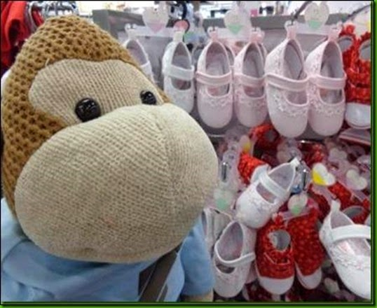 Primark baby shoes 3