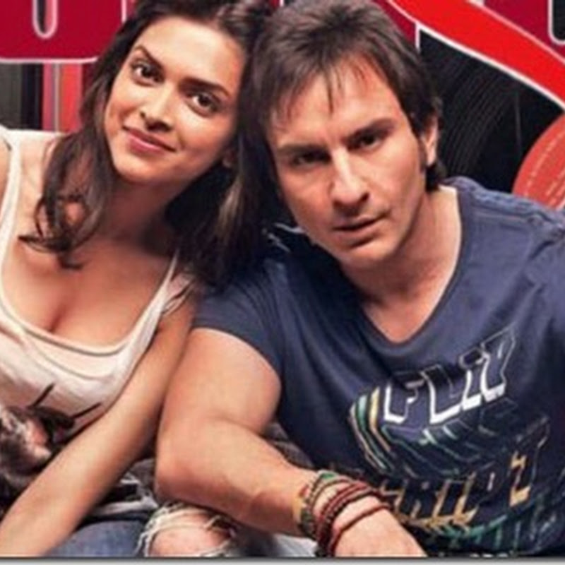 Saif is back with romantic comedies!