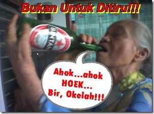 Ini Surat Protes Pedagang Bir Banyumas ke Jokowi