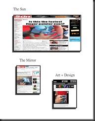 Presentacion de periodicos segunda pagina