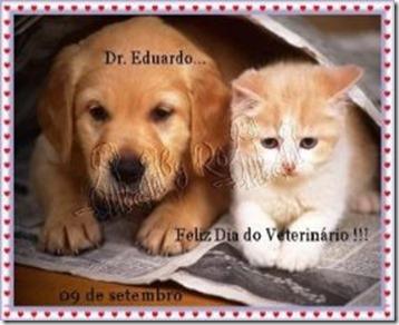 09 DE SETEMBRO...MINHA HOMENAGEM PARA O DR. EDUARDO