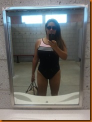 Swim suit 1 July 2011