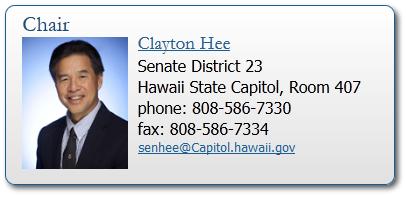 Clayton Hee