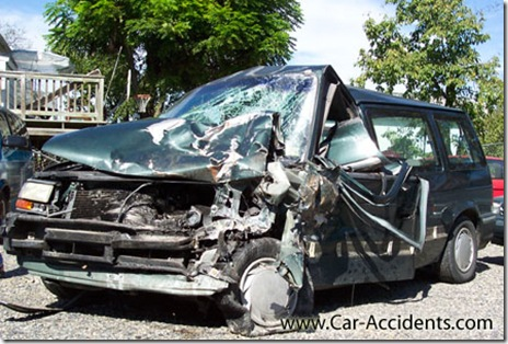 headon collision