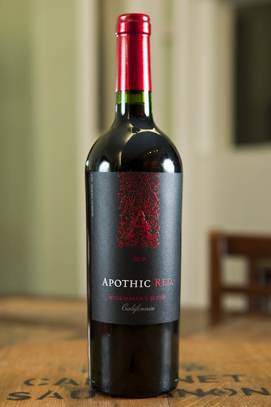 2010 Apothic Red California Winemaker's Blend-1