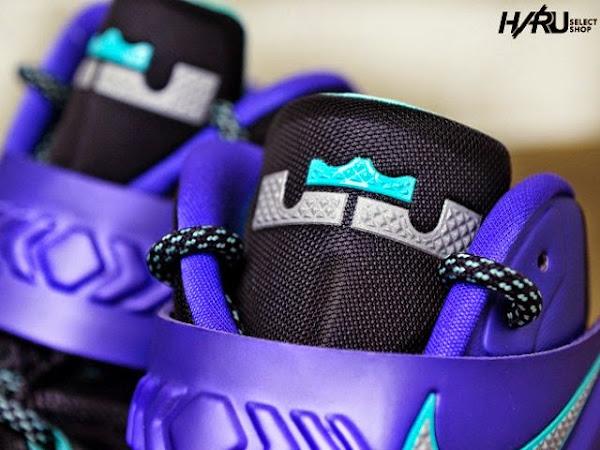 Nike Zoom Soldier 8 8220Cave Purple8221 aka 8220Summit Lake Hornets8221