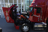 'As the LNG infrastructure grows, C.R. England plans to expand its current California fleet and introduce these power units in other areas of the country,' says Kenworth-PacLease, supplier of Westport Innovations-powered T800 tractors.