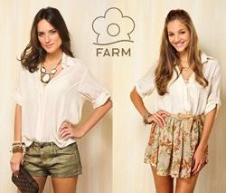 FARM oferece roupas selecioadas pela metade do preço. Mini Liquidação com 50% OFF.