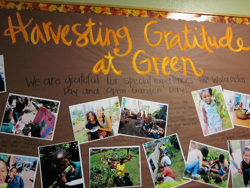 In just four years, Edible Schoolyard has built a comprehensive food program for the students that includes the garden, teaching kitchen, outdoor classroom, and healthy cafeteria meals.