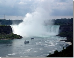 Horseshoe Falls -Canada