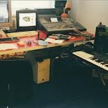 sound studio in Hilversum, Noord Holland, Netherlands