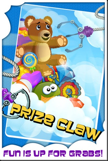Introducing PRIZE CLAW!. 