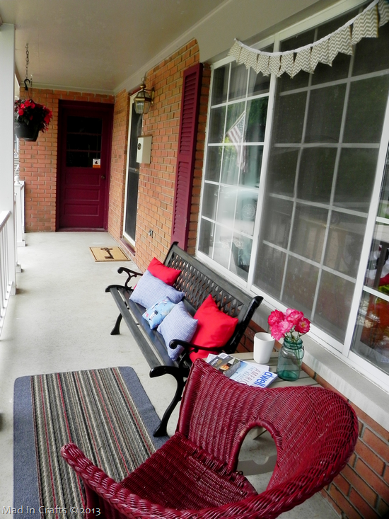 Full Front Porch