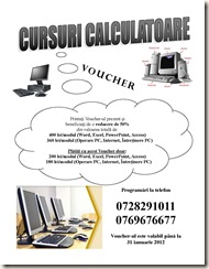 Voucher calculatoare-31 ian 2012