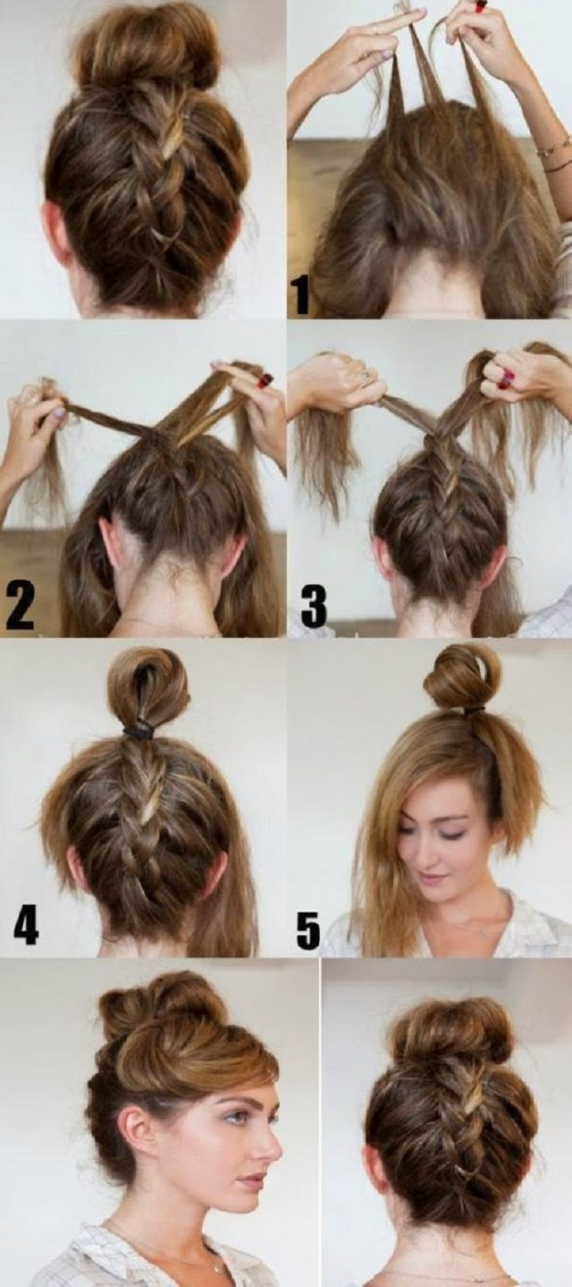 Low Updo is The Biggest Hairstyle Trend