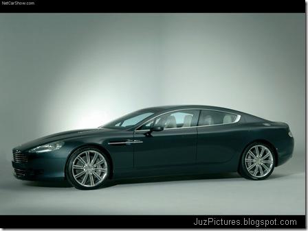 Aston Martin Rapide Concept5