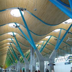 13.- Richard Rogers. Terminal 4 de Barajas