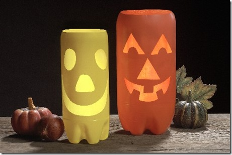 plastic-pumpkin-luminaries