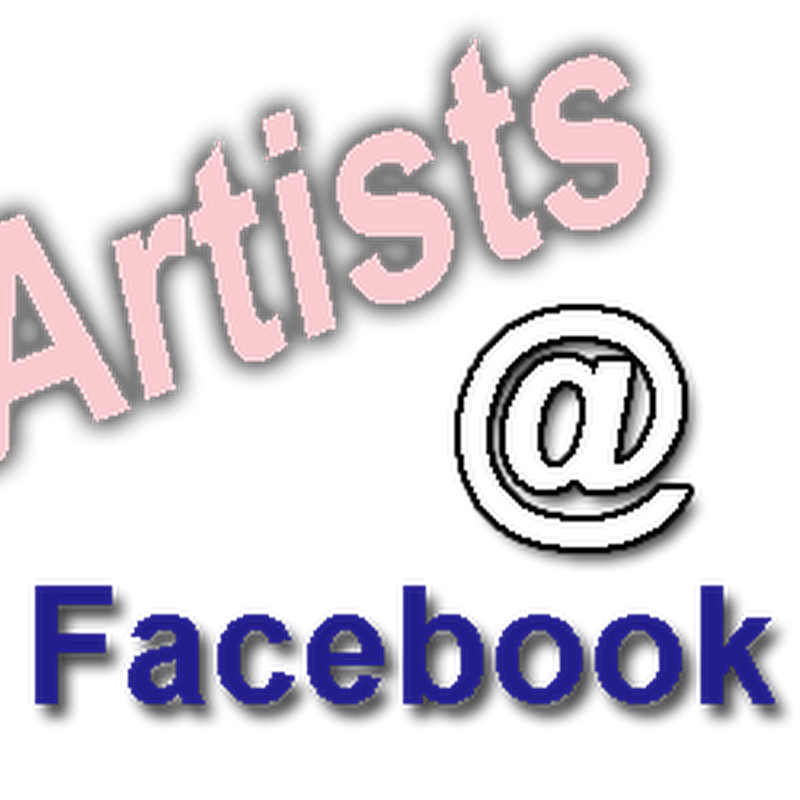 Artists on Facebook – How they Promote Art