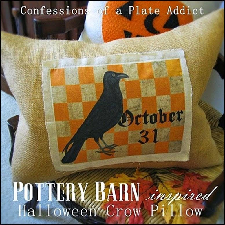 debs halloween pillow
