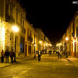 Oaxaca by night