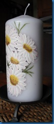 Daisy Candle Right web