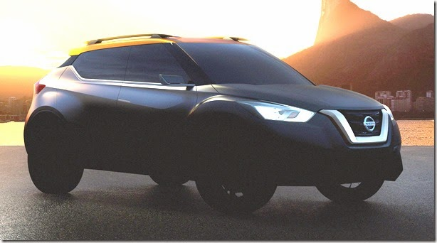 Nissan concept car global premiere: seven days to go