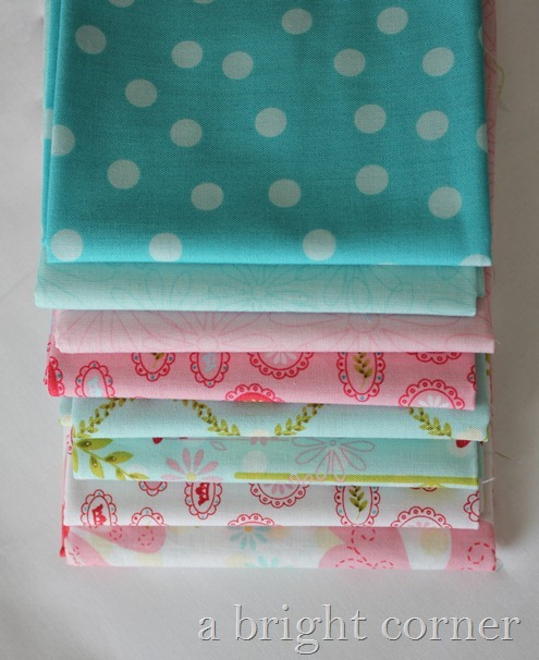 Sweet Divinity fat quarters