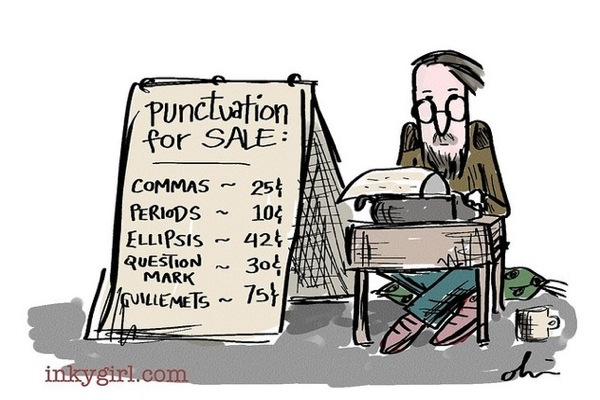 PunctuationForSale