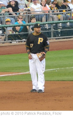 'Pedro Alvarez fielding 6/19/2010' photo (c) 2010, Patrick Reddick - license: http://creativecommons.org/licenses/by-sa/2.0/