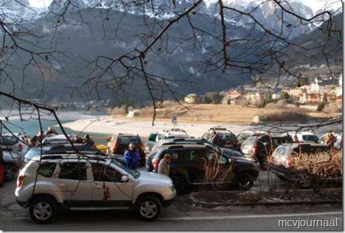 Dacia Club on the road Italië 06