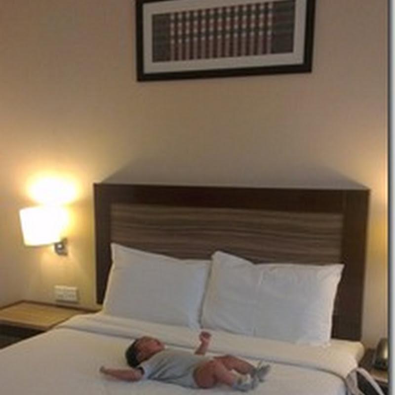 Hotel pertama Qhaliff di Terengganu ..